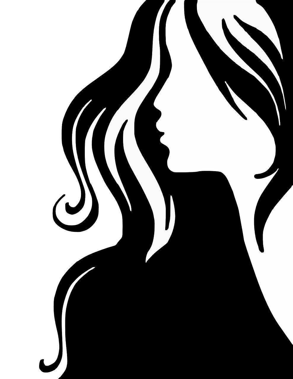 שיער של בחורה