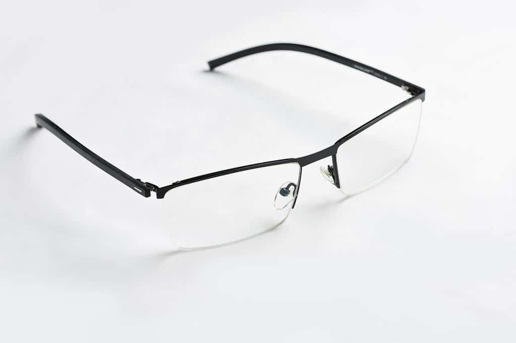 בחירה של משקפיים