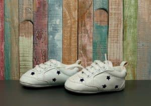 נעליים עם כוכבים
